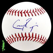 GREG BIRD AUTOGRAPHED SIGNED RAWLINGS MLB ROMLB BASEBALL BALL YANKEES JSA COA