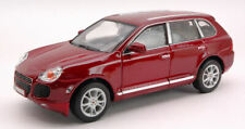 Porsche Cayenne Turbo 2002 Red 1:24 Model 2431 WELLY