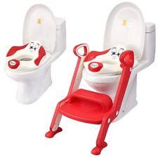 Mobiliario y decoración infantil de baño color principal rojo