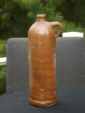 Antique Neuer Brunnen Selser Tafel Wasser Clay Bottle EXC Pre 1900