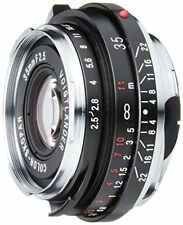 Voigtlander Color Skopar 35mm F2.5 Pii [Color Excavadora 35mm/F2.5 VM ]