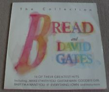 BREAD AND DAVID GATES - THE COLLECTION vinyl lp record - STAR 2303 - nr MINT