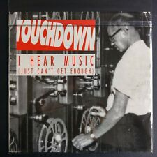"Touchdown – I Hear Music (Just Can't Get Enough) (Vinyl, 12"", Maxi 45 Tours)"