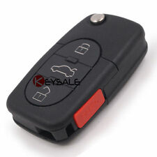 Keyless Remote Key for Audi Allroad Quattro 2001-2005 Uncut FCC ID: MYT8Z0837231
