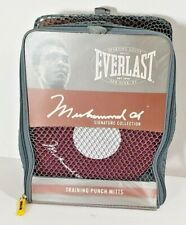 Everlast Muhammad Ali Signature Collection Training Punch Mitts