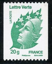 STAMP / TIMBRE de FRANCE NEUF N° 4597 ** MARIANNE DE BEAUJARD / ROULETTE