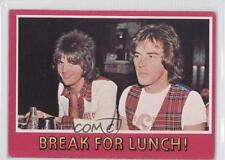 1975 Topps Bay City Rollers #20 Break for Lunch! Non-Sports Card 0g3