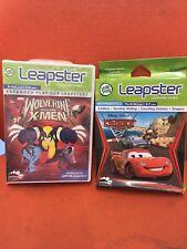 LeapFrog Leapster 1 & 2 giochi di apprendimento Set di 2 GIOCHI () Nuovo di Zecca Set 3