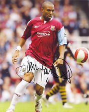 Danny Gabbidon, West Ham Utd, Wales, signed 10x8 inch photo. COA.