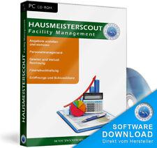 Hausmeister Business Angebote,Rechnungen,Steuern,Objekte betreuen,Software