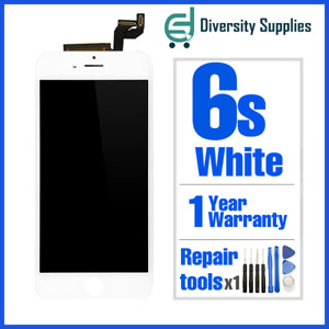 """OEM Apple iPhone 6S 4.7"""" White LCD Display Touch Screen Digitizer Replacement"""