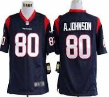 539d3c08a Houston Texans Nike NFL Andre Johnson Adult Men s Game Jersey - Size  XL