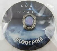 Loot Crate Pin Loot Pins Lost In Space GET IT FAST ~ US SHIPPER