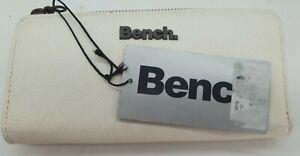 Bench Purse White BNWT