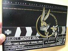 Upper Deck Looney Tunes Anthology Trading Cards - Limited Ed. 1996