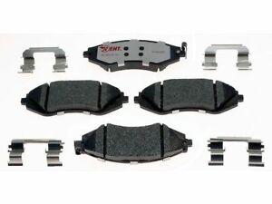 Front Brake Pad Set For 2009 Pontiac G3 Wave M423HT