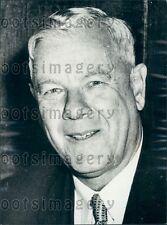 1966 South Africa Premier Hendrik Verwoerd  Press Photo