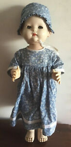 Amazing Hard Plastic Vintage/antique Pedigree Doll