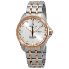 Certina DS Action Day-Date Automatic Silver Dial Men's Watch C032.430.22.031.00