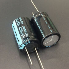 10pcs 63V 4700uF 63V JAMICON TK 25x40mm High Reliability capacitor