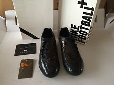 Nike Total 90 Laser III Elite CARBON FIBRE T90 Black Size 11 Football Boots Wide