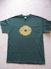 Slingerland Radioking 30s 40s badge T, Forest green,Size is Med