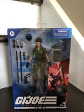 G.I. Joe Classified Series Lady Jaye IN HAND Super Hard To Find ? Fast Shipping