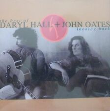 DARYL HALL + JOHN OATES - Looking Back - The Best Of (CD) . FREE UK P+P ........