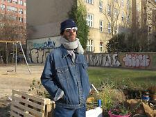 Wrangler Jeansjacke Jacke blau XXL 90er True VINTAGE 90s men jeans jacket denim