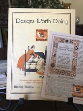 Antique Designs Worth Doing Catalog *Free Shipping*
