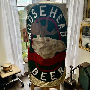 RARE Halloween Costume Moosehead Beer Can Canadian Lager Moose Head