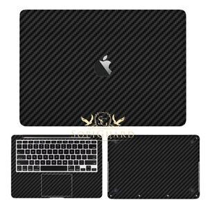 SopiGuard Carbon Fiber Skin Vinyl for Apple Macbook Pro 13 Non Retina A1278