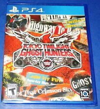 Tokyo Twilight Ghost Hunters: Daybreak Special Gigs World Tour PS4 *New-Sealed!