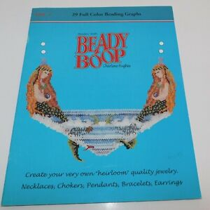 BEADY BOOP by Charlene Hughes 29 Beading Graphs Patterns Jewelry