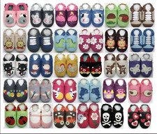 Chausson bébé chaussons bébé enfant chaussures cuir semelle Mini Shoeszoo