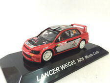 NEW JAPAN MITSUBISHI LANCER EVOLUTION WRC05 2005 MONTE CARLO 1:64 RALLY CAR
