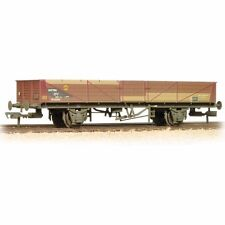 Bachmann 38-750 22ton STV Tube Wagon BR Bauxite (tops) Weathered