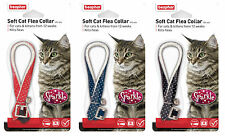 Beaphar Cat Flea Collar Sparkle Pack Of 3