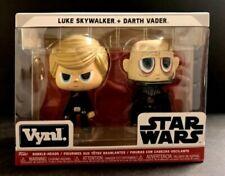 FUNKO VYNL:Star Wars-Darth Vader & Luke Skywalker [New Toys] Vinyl bobblehead
