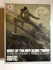 ThreeA 3A Toys Ashley Wood 1/6 shadow tommy and Terence zomb set night of the in