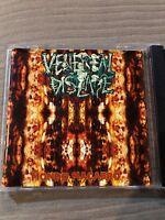 Venereal Disease - Mondo Macabro Death Metal Grindcore Very Rare Find