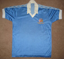 Manchester Man City Shirt - 1981 Centenary FA Cup Shirt - Ultra Rare Boys Shirt