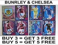 Chelsea Match Attax Game 2016-2017 Football Trading Cards