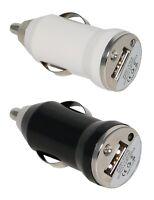 Universal USB-Adapter Ladegerät für Zigarettenanzünder Kfz Auto Schwarz / Weiss