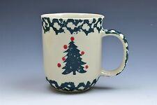 Folk Craft Winter Wonderland Tienshan Christmas Mug Cup(s)