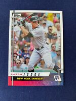 Aaron Judge 2017 Topps Rookie Card RC #1 On Demand New York Yankees MLB