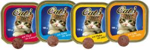 Katzenfutter Junior Kitten verschiedene Sorten 168 x 100g