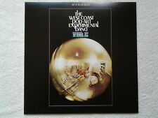 Disque vinyle lp THE WEST COAST POP ART EXPERIMENTAL BAND. Vol.2