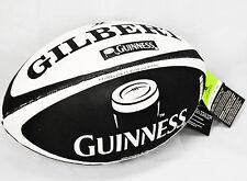 Guinness Bier, Gilbert, Rugby Ball, Football, Size 5, 3D Grip