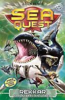 Rekkar the Screeching Orca: Book 13 (Sea Quest), Blade, Adam , Acceptable   Fast